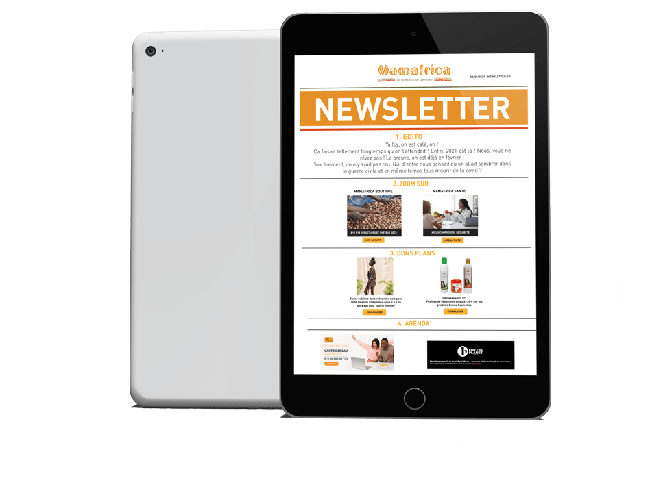 presentation newsletter